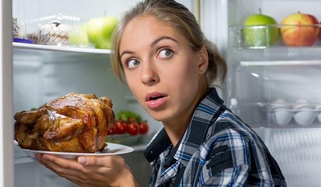 Неправильний режим прийому їжі і пиття