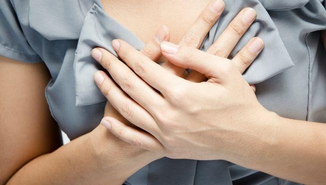 Удари і травми грудей