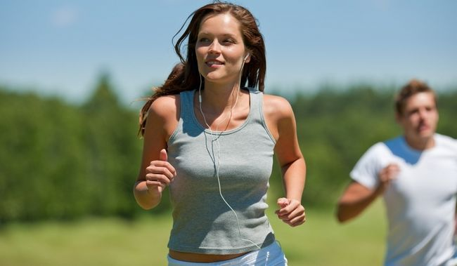 Не намагайтеся бігати кожен день