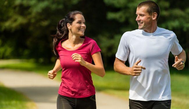Почніть з повільного бігу