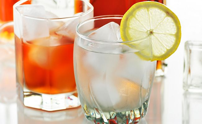 Правило 10 - мінімум алкоголю