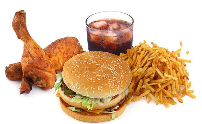 Правило 3 - немає шкідливої   їжі