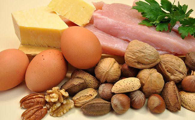 Правило 6 - вірний вибір джерел білка