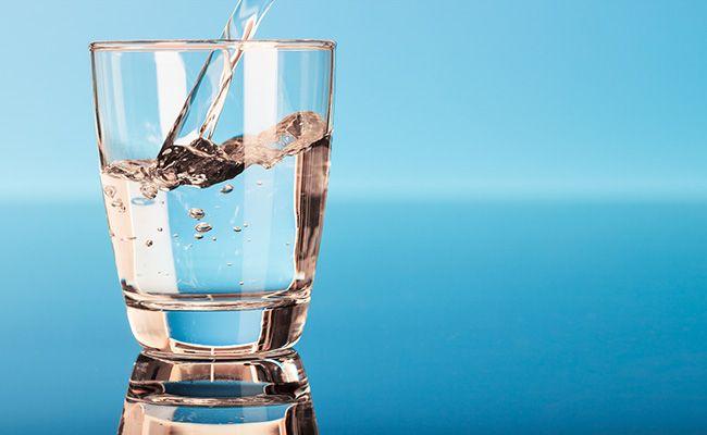 Правило 9 - багато води, мало солі