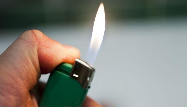 спалювання зморшок