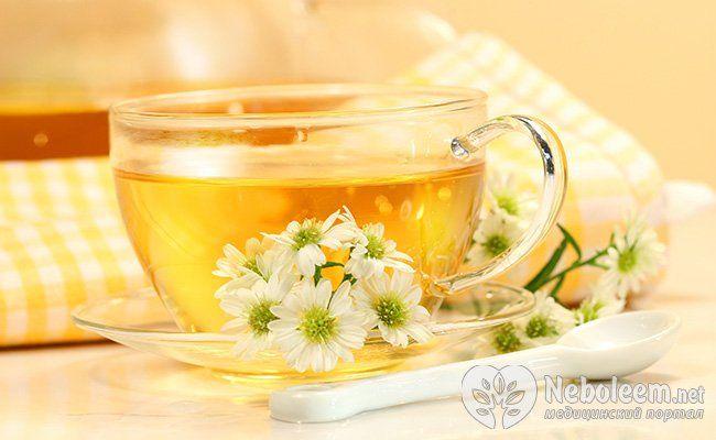 П`ятий спосіб - заспокійливі чаї