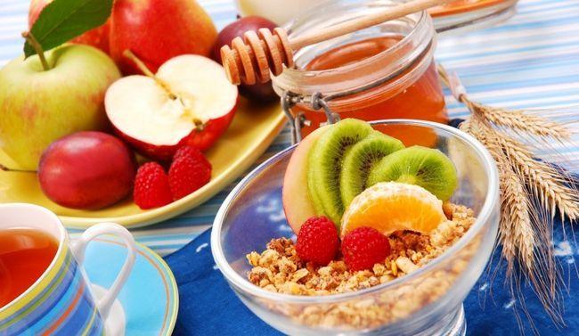 Раціональне харчування як профілактика молочниці