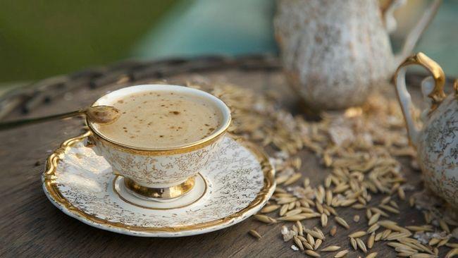 ячмінну каву