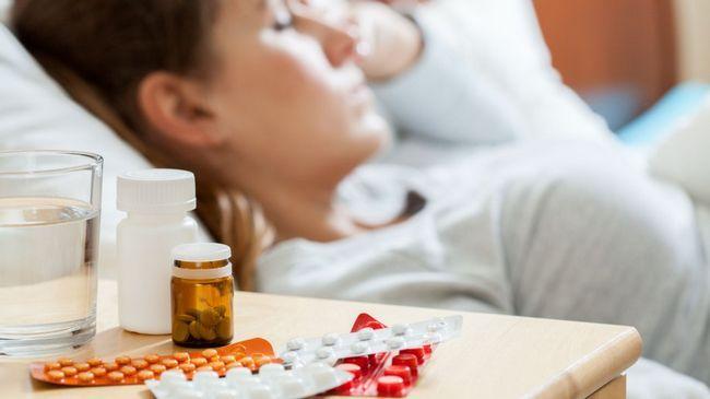Прийом деяких лікарських препаратів