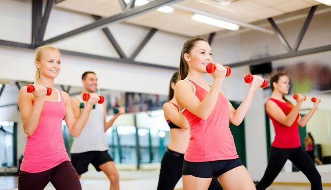 Чергуючи вправи, худнеш швидше