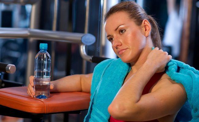Після тренування м`язи повинні хворіти