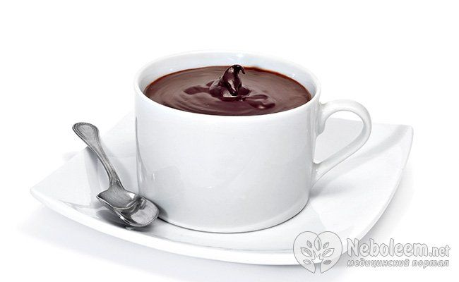 Як приготувати п`яний шоколад?