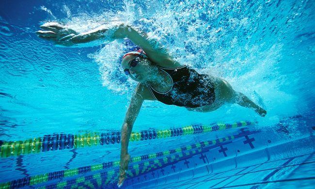 7 Причин зайнятися плаванням