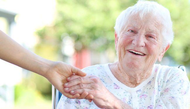Благодушність при розсіяному склерозі