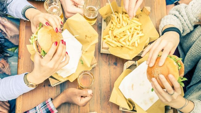 Колективний прийом їжі