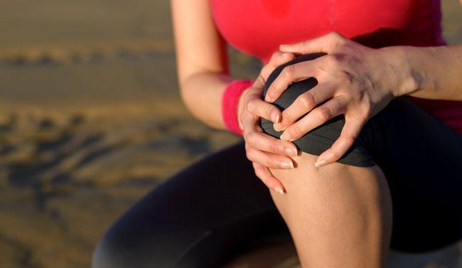 Біль в суглобах і хребті