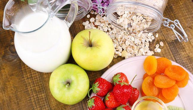 Правило здорового хребта: правильне харчування