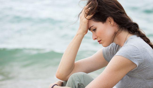 Поганий настрій і депресія