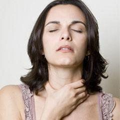 Дисфагія - основний симптом ахалазії
