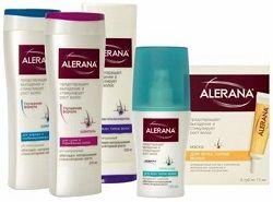 Лікувальні шампуні Алерана
