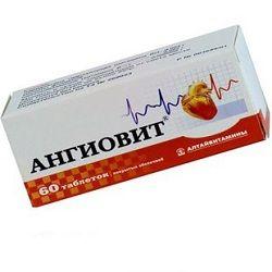 таблетки Ангіовіт