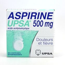 Аспірин упса