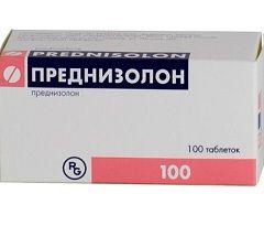 Преднізолон - препарат для лікування аутоімунної гемолітичної анемії