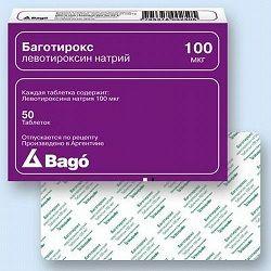 Баготірокс