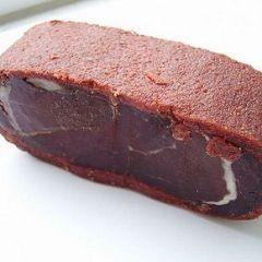 Бастурма - в`ялена яловича вирізка