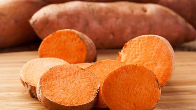 Батат - солодка картопля