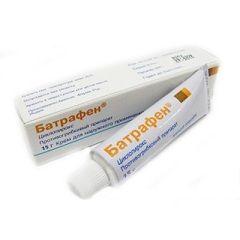 Протигрибковий крем Батрафен
