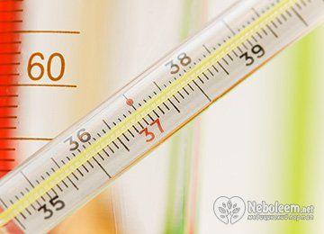 Показники та графік базальної температури при вагітності