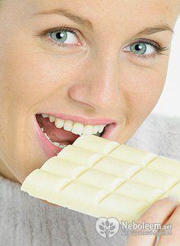 Білий шоколад