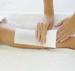 биоепиляция ніг