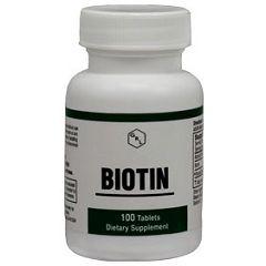 таблетки Біотин