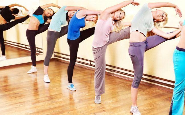 Як проходять уроки боді-балету