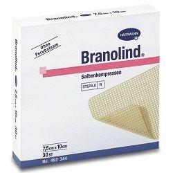 Пов`язка Бранолінд 7,5х10 см