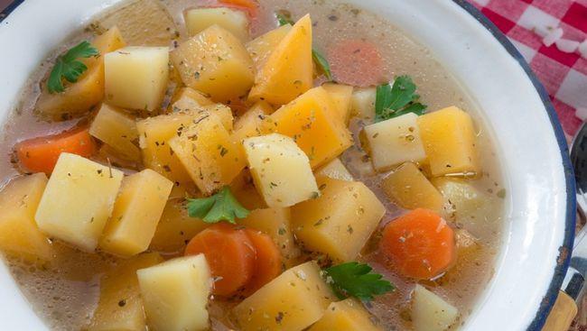 Суп з бруквою