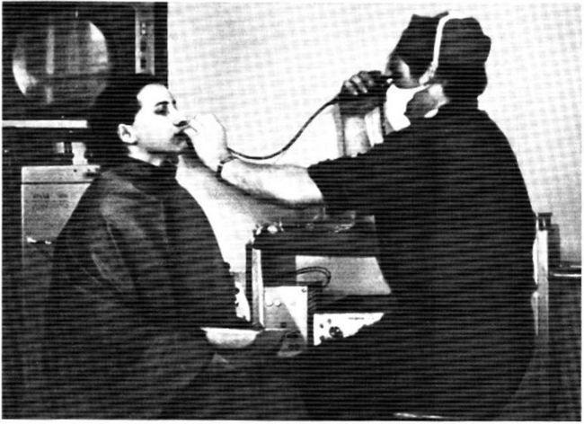 Трансназальний спосіб бронхофіброскопія