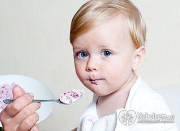 Чим годувати дитину в 2 роки