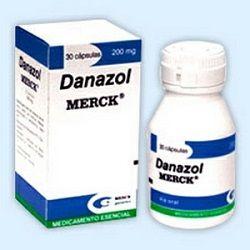 Капсули Даназол 200 мг