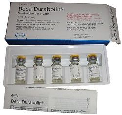 Масляний розчин для ін`єкцій Дека-дураболин