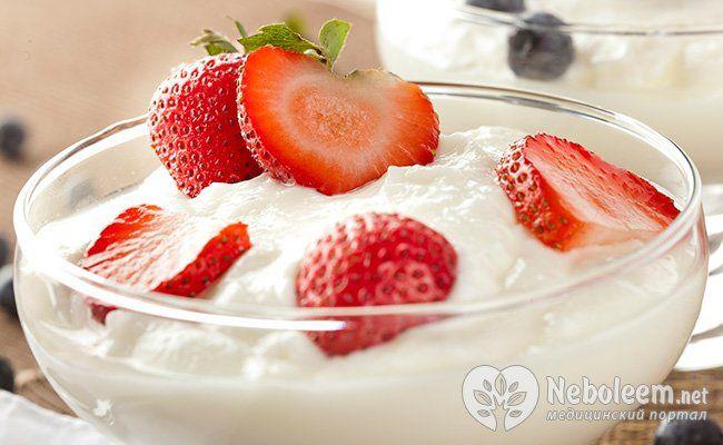 Забудьте про знежиреному йогурті