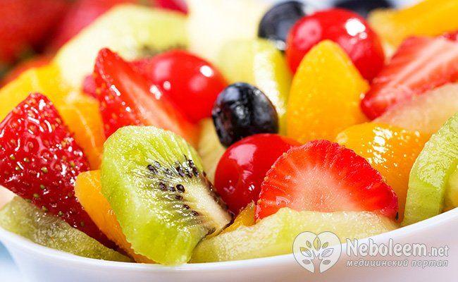 Забудьте про свіжих фруктах