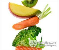 Особливості меню дієти при артриті