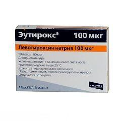 Препарати для лікування дифузних змін щитовидної залози