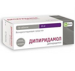 Дипіридамол