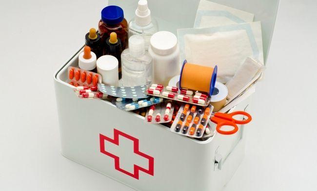 Домашня аптечка: правила комплектування та використання