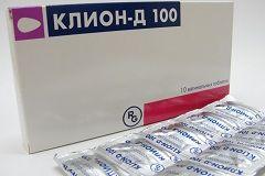 Кліон-Д 100 - один з препаратів для лікування гарднереллеза
