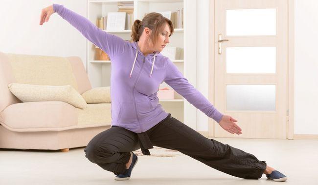 Тайчи - комплекс вправ, що включає гімнастику і бойове мистецтво